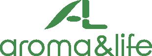 アロマアンドライフロゴ
